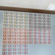 Sellos: SELLOS FRANCIA 1960 UNESCO BLOQUE DE 25 NUEVOS. Lote 94019742