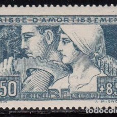 Sellos: FRANCIA 1928 YVERT Nº 252 TIPO III , MHN. Lote 96805659