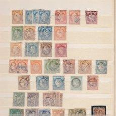 Sellos: FRANCIA 1853 /1974 COLECCIÓN DE SELLOS USADOS Y NUEVOS , 31 IMÁGENES , MUY ALTO VALOR DE CATALOGO. Lote 98163979
