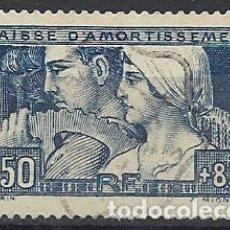 Stamps - SELLO NUEVO FRANCIA, YT 252 - 100058279