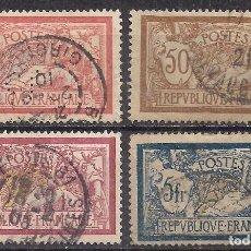 Sellos: FRANCIA 1900 - USADO. Lote 101735807