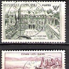 Sellos: FRANCIA 1959 - USADO. Lote 101762151