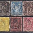 Sellos: FRANCIA 1977 - USADO. Lote 101829163