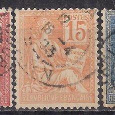 Sellos: FRANCIA 1900 - USADO. Lote 101833839