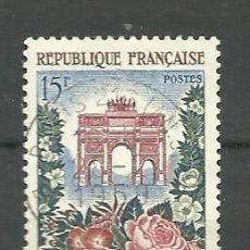 Sellos: YT 1189 FRANCIA 1959. Lote 156548518