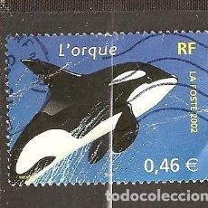 Sellos: YT 3487 FRANCIA 2002. Lote 207340421