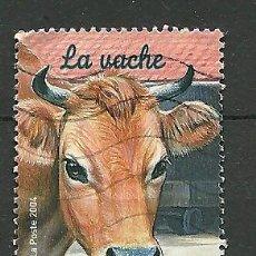 Sellos: YT 3664 FRANCIA 2004. Lote 207340500