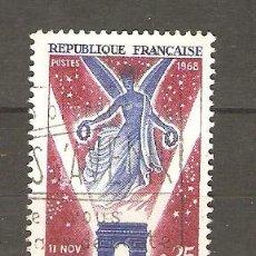 Sellos: YT 1576 FRANCIA 1968. Lote 179314977