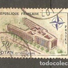 Sellos - YT 1228 Francia 1959 - 121928339