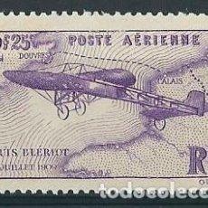 Sellos: FRANCIA 1934 LOUIS BLERIOT Y&T 7** AEREO. Lote 107881371