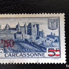 Sellos: SERIE CARCASSONNE. Lote 109626139