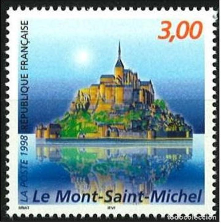 FRANCIA 1998 - LE MONT SAINT MICHEL - YVERT Nº 3165** (Sellos - Extranjero - Europa - Francia)