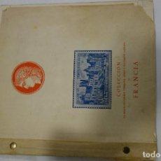 Sellos: ALBUM DE SELLOS DE FRANCIA. Lote 115199683