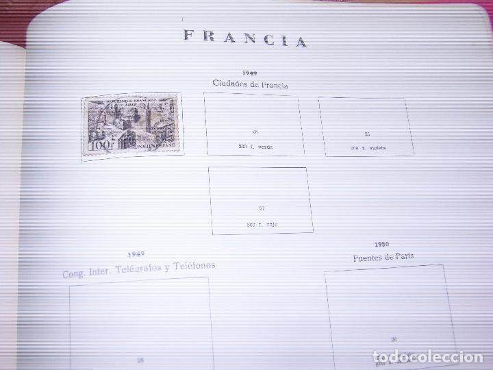 Sellos: F1 COLECCION DE 75 SELLOS DE FRANCIA,ANDORRA Y MONACO.VER FOTOS ADICIONALES - Foto 2 - 116099691