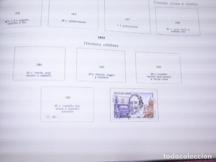 Sellos: F1 COLECCION DE 75 SELLOS DE FRANCIA,ANDORRA Y MONACO.VER FOTOS ADICIONALES - Foto 3 - 116099691