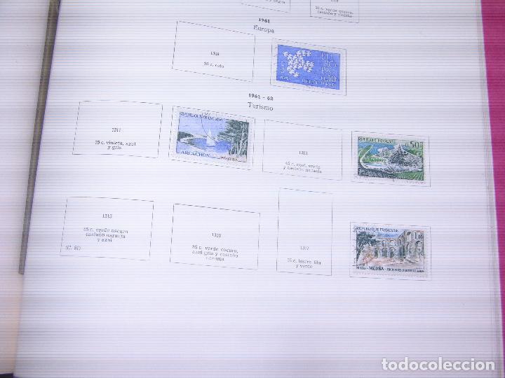 Sellos: F1 COLECCION DE 75 SELLOS DE FRANCIA,ANDORRA Y MONACO.VER FOTOS ADICIONALES - Foto 6 - 116099691