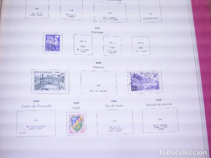 Sellos: F1 COLECCION DE 75 SELLOS DE FRANCIA,ANDORRA Y MONACO.VER FOTOS ADICIONALES - Foto 12 - 116099691