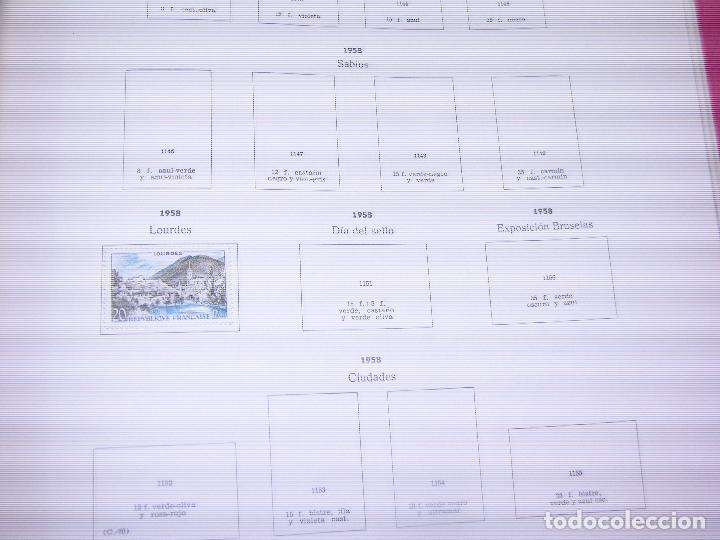 Sellos: F1 COLECCION DE 75 SELLOS DE FRANCIA,ANDORRA Y MONACO.VER FOTOS ADICIONALES - Foto 14 - 116099691