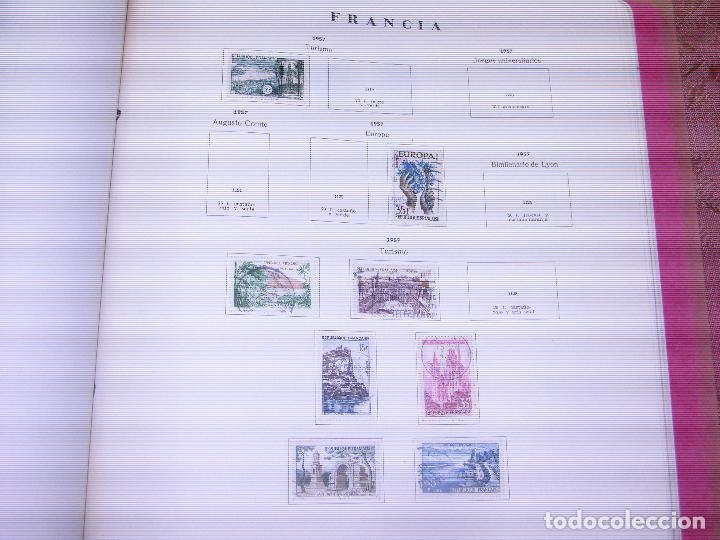 Sellos: F1 COLECCION DE 75 SELLOS DE FRANCIA,ANDORRA Y MONACO.VER FOTOS ADICIONALES - Foto 16 - 116099691
