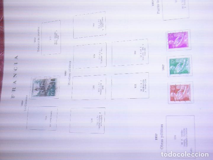 Sellos: F1 COLECCION DE 75 SELLOS DE FRANCIA,ANDORRA Y MONACO.VER FOTOS ADICIONALES - Foto 17 - 116099691