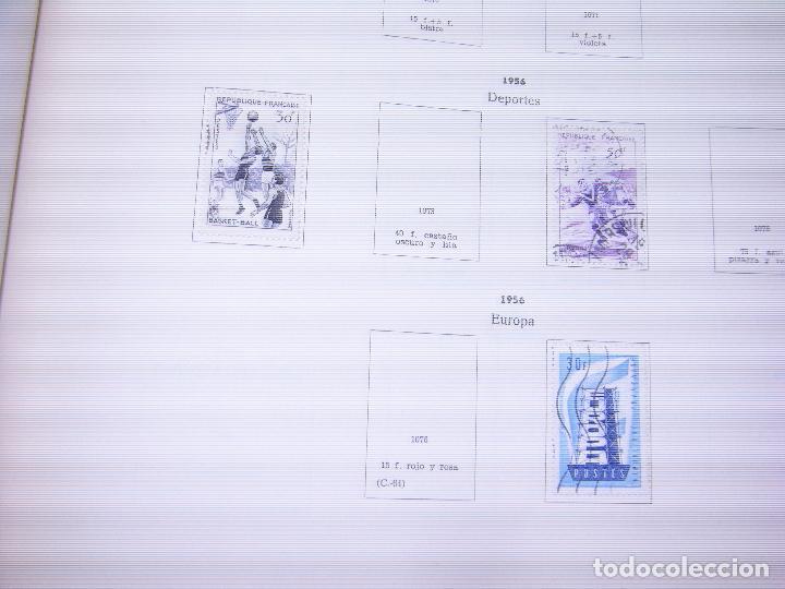 Sellos: F1 COLECCION DE 75 SELLOS DE FRANCIA,ANDORRA Y MONACO.VER FOTOS ADICIONALES - Foto 18 - 116099691