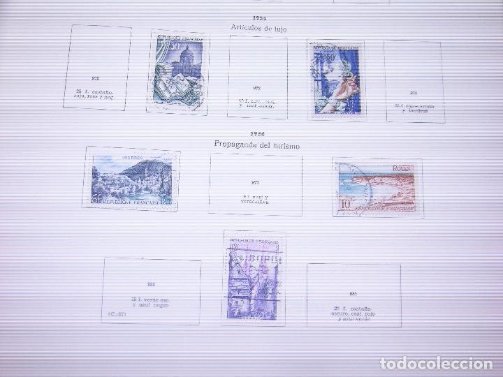 Sellos: F1 COLECCION DE 75 SELLOS DE FRANCIA,ANDORRA Y MONACO.VER FOTOS ADICIONALES - Foto 23 - 116099691