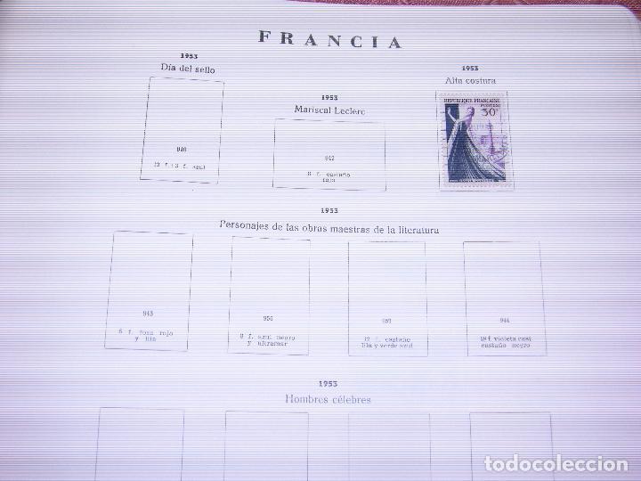 Sellos: F1 COLECCION DE 75 SELLOS DE FRANCIA,ANDORRA Y MONACO.VER FOTOS ADICIONALES - Foto 25 - 116099691