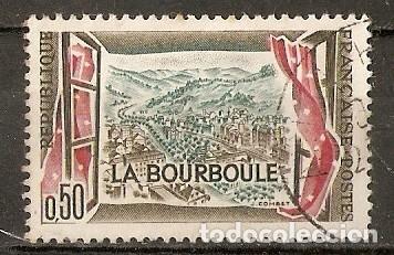 FRANCIA. 1960. YT .Nº 1256 (Sellos - Extranjero - Europa - Francia)