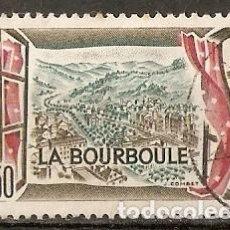 Sellos: FRANCIA. 1960. YT .Nº 1256. Lote 120113587