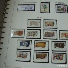 Sellos: FRANCIA AÑOS COMPLETOS 2009 2010 VER DESCRIPCION FOTOS. Lote 121529807