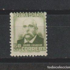 Sellos: LOTE C2 SELLOS SELLO ESPAÑA REPUBLICA NUEVO SIN CHARNELA. Lote 194534265