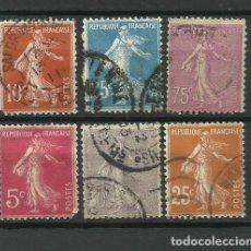 Sellos: FRANCIA SELLOS USADOS. Lote 126119575