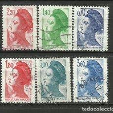 Francobolli: FRANCIA - LOTE SELLO USADO. Lote 132093778
