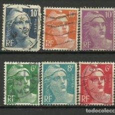 Francobolli: FRANCIA - SELLO USADO LOTE. Lote 132101622