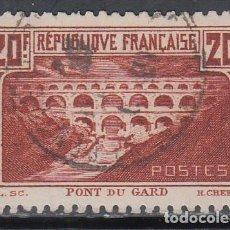 Sellos: FRANCIA, YVERT Nº 262 B, DENTADO 11. Lote 133307662