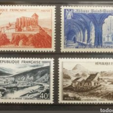 Sellos: STAMPS FRANCE : 841A. 842/842A.843. Lote 137135321