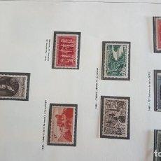 Sellos: COLECCIÓN SELLOS FRANCIA 1949/1959. Lote 139313738