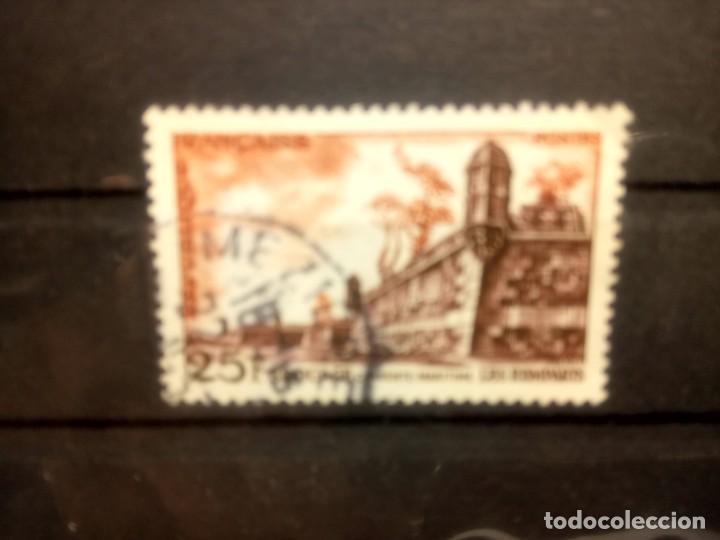 FRANCIA 1955, AURIS, BROCAGE, YT 1042 (Sellos - Extranjero - Europa - Francia)