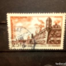 Sellos: FRANCIA 1955, AURIS, BROCAGE, YT 1042. Lote 143645986