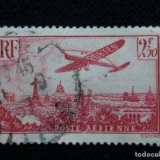 Sellos: SELLO POSTE REPUBLICA FRANCESA, 2,50 FR. 1936, AERIENNE, NUEVO. Lote 146286362