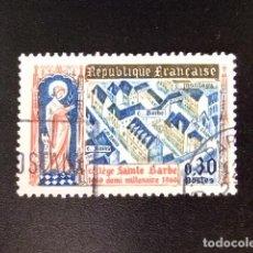 Sellos: FRANCIA 1960 COLLÈGE SAINTE-BARBE À PARIS YVERT 1280 FU . Lote 148247630