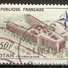 Sellos - FRANCIA. 1959. YT 1228 - 148673406