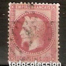 Sellos: FRANCIA.1862. YT. 32. Lote 151882770