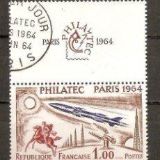 Sellos: FRANCIA.1964. YV Nº 1422. Lote 151882946