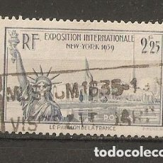 Sellos: FRANCIA. 1939. YV.Nº 426. Lote 151885402