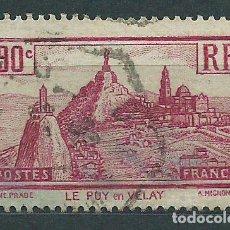 Sellos: FRANCIA - CORREO 1933 YVERT 290 O PUY-EN-VELAY. Lote 153764114