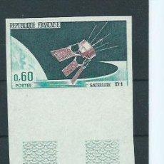 Sellos: FRANCIA - CORREO 1966 YVERT 1476 ** MNH ASTRO. Lote 153769121