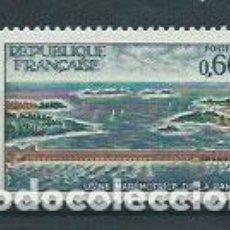 Sellos: FRANCIA - CORREO 1966 YVERT 1507 ** MNH. Lote 153769245