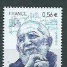 Sellos - Francia - Correo 2010 Yvert 4435 ** Mnh Abbé Pierre - 153778888