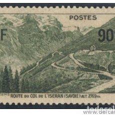Sellos: FRANCIA 1937 - YVERT 358 ( ** ). Lote 154007006